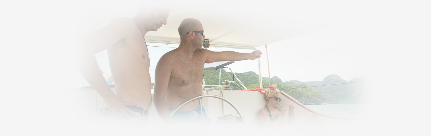 join in on a yacht charter to the ang thong marine park