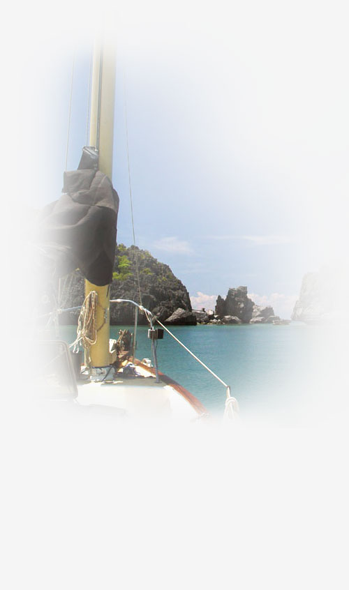 Yacht Charter Sailing Cruise to the Ang Thong