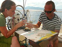 Koh Tao Sailing School - Competent Crew Course