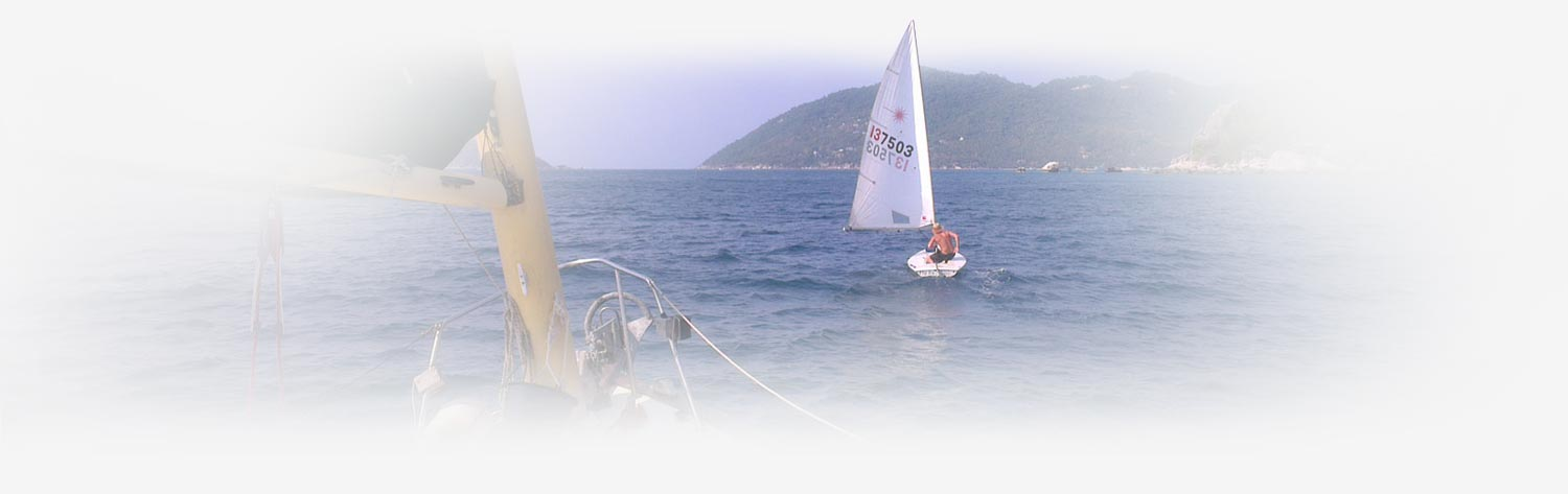 Solo Sailing Dinghy Rental
