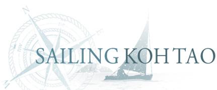 Sailing Koh Tao